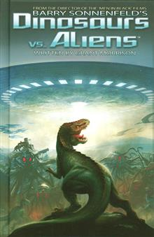 BARRY SONNENFELDS DINOSAURS VS ALIENS HC