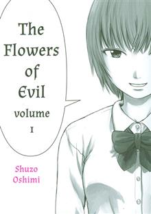 FLOWERS OF EVIL GN VOL 01