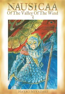 NAUSICAA VALLEY WIND GN VOL 03 2ND ED (CURR PTG)