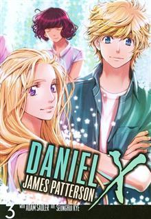 DANIEL X MANGA GN VOL 03