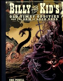 BILLY THE KID OLD TIMEY ODDITIES TP VOL 03 ORM OF