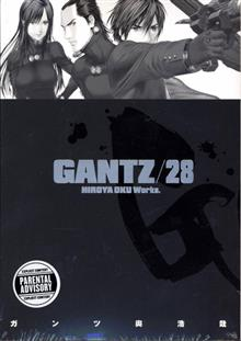 GANTZ TP VOL 28 (MR)