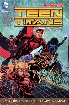 TEEN TITANS TP VOL 02 THE CULLING (N52)