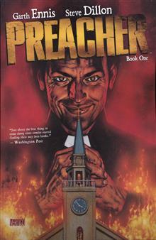 PREACHER TP BOOK 01 (MR)
