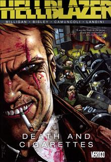 HELLBLAZER DEATH AND CIGARETTES TP (MR)