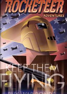ROCKETEER ADVENTURES TREASURY ED
