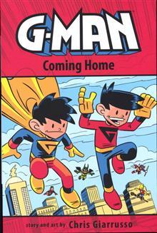G-MAN TP VOL 03 COMING HOME