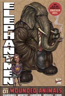 ELEPHANTMEN REVISED & EXPANDED HC VOL 01 (MR)