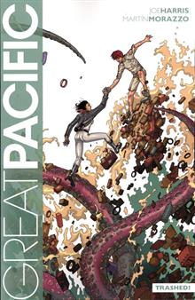 GREAT PACIFIC TP VOL 01 TRASHED (MR)