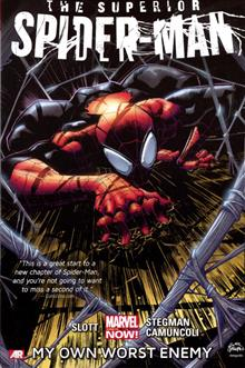 SUPERIOR SPIDER-MAN TP VOL 01 MY OWN WORST ENEMY N