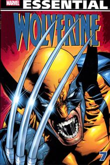 ESSENTIAL WOLVERINE TP VOL 07