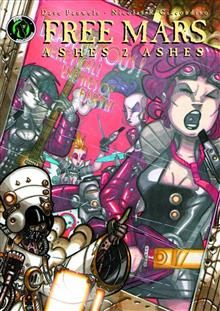FREE MARS GN VOL 02 ASHES TO ASHES (MR)