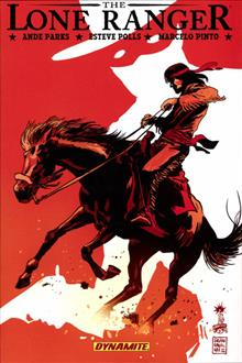 LONE RANGER TP VOL 06 NATIVE GROUND