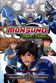 MONSUNO GN VOL 01