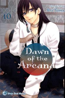 DAWN OF THE ARCANA GN VOL 10