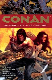 CONAN TP VOL 15 NIGHTMARE OF SHALLOWS