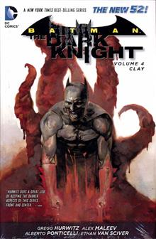 BATMAN DARK KNIGHT HC VOL 04 CLAY (N52)