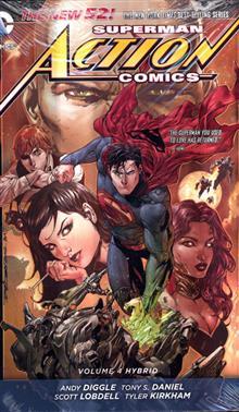 SUPERMAN ACTION COMICS HC VOL 04 HYBRID (N52)