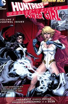 WORLDS FINEST TP VOL 03 CONTROL ISSUES (N52)
