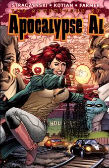 ADVENTURES OF APOCALYPSE AL TP VOL 01 (MR)