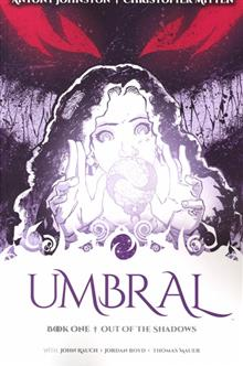 UMBRAL TP VOL 01 OUT O/T SHADOWS (MR)