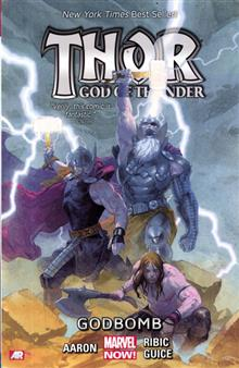 THOR GOD OF THUNDER TP VOL 02 GODBOMB