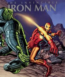 MMW INVINCIBLE IRON MAN TP VOL 03