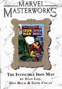 MMW INVINCIBLE IRON MAN TP VOL 03 DM VAR ED 65