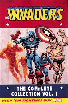 INVADERS CLASSIC TP COMPLETE COLLECTION VOL 01