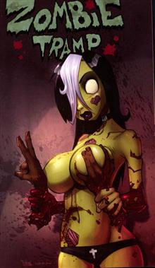 ZOMBIE TRAMP VOL 2 TP (MR)