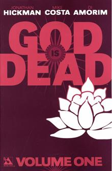 GOD IS DEAD TP VOL 01 (MR)