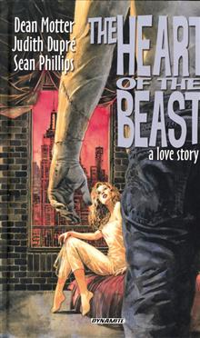 HEART OF THE BEAST HC 20TH ANNV ED (MR)