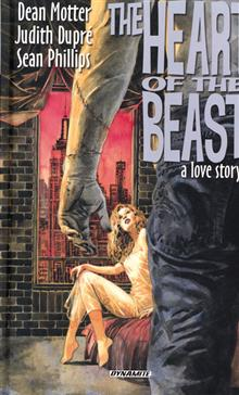 HEART OF THE BEAST HC 20TH ANNV SGN REMARK ED (MR)