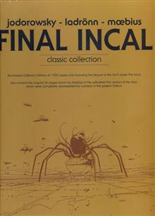 FINAL INCAL DLX ED HC (MR)