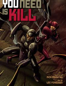ALL YOU NEED IS KILL GN VOL 01 (MR)