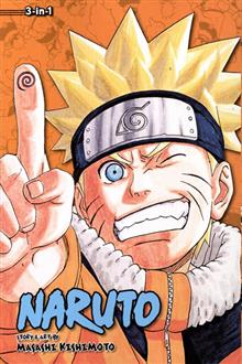 NARUTO 3IN1 ED TP VOL 08
