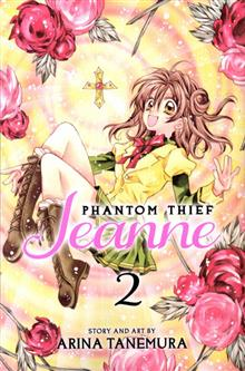 PHANTOM THIEF JEANNE GN VOL 02