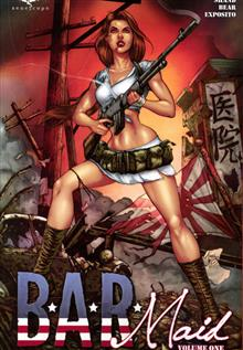 BAR MAID TP VOL 01