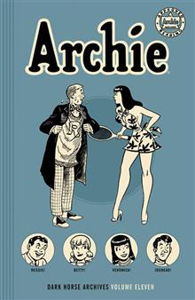 ARCHIE ARCHIVES HC VOL 11