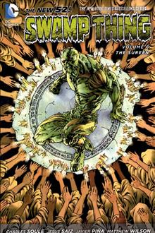 SWAMP THING TP VOL 06 THE SUREEN (N52)