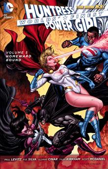 WORLDS FINEST TP VOL 05 HOMEARD BOUND (N52)