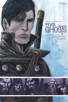 FIVE GHOSTS DELUXE ED HC VOL 01