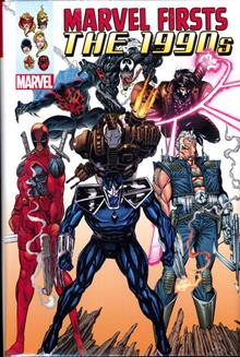 MARVEL FIRSTS 1990S OMNIBUS HC