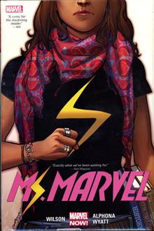 MS MARVEL HC VOL 01
