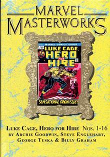 MMW LUKE CAGE HERO FOR HIRE HC VOL 01 DM VAR ED 222