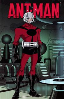 MARVEL UNIVERSE ANT-MAN DIGEST TP