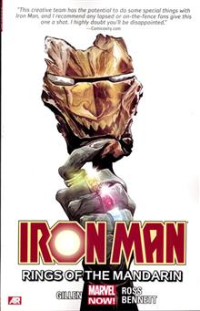 IRON MAN TP VOL 05 RINGS OF MANDARIN