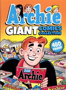 ARCHIE GIANT COMICS COLLECTION TP