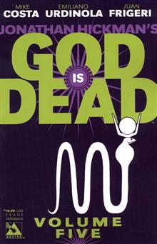 GOD IS DEAD TP VOL 05 (MR)