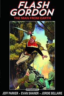 FLASH GORDON OMNIBUS TP VOL 01 MAN FROM EARTH